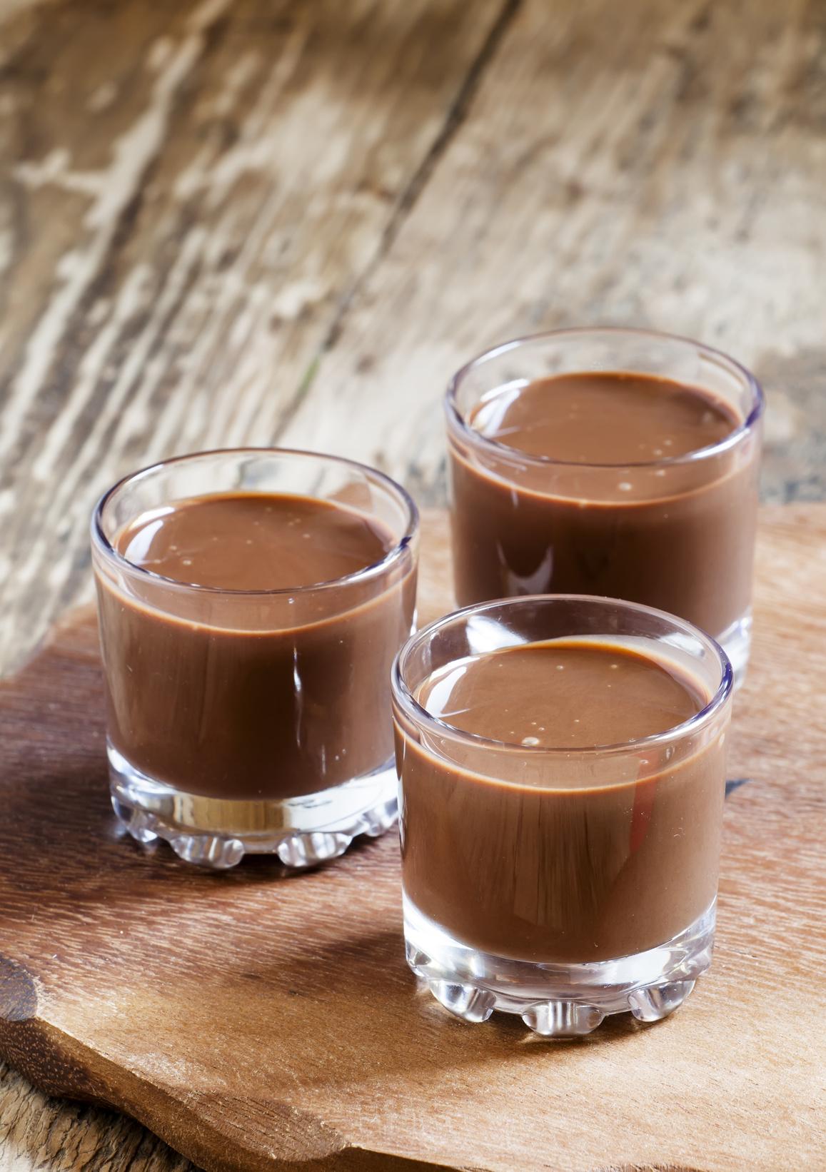 Chocolat chaud végan sans lait