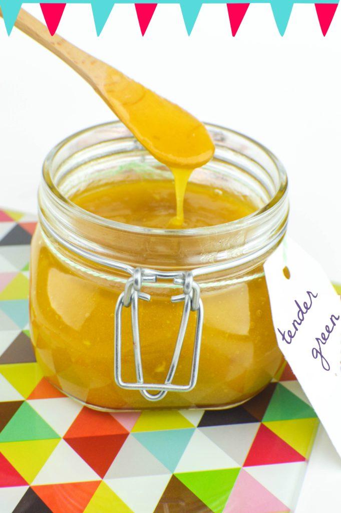 Gommage miel amande